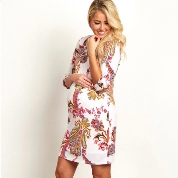 f713406489100 Pinkblush Dresses | Maternity Dress | Poshmark